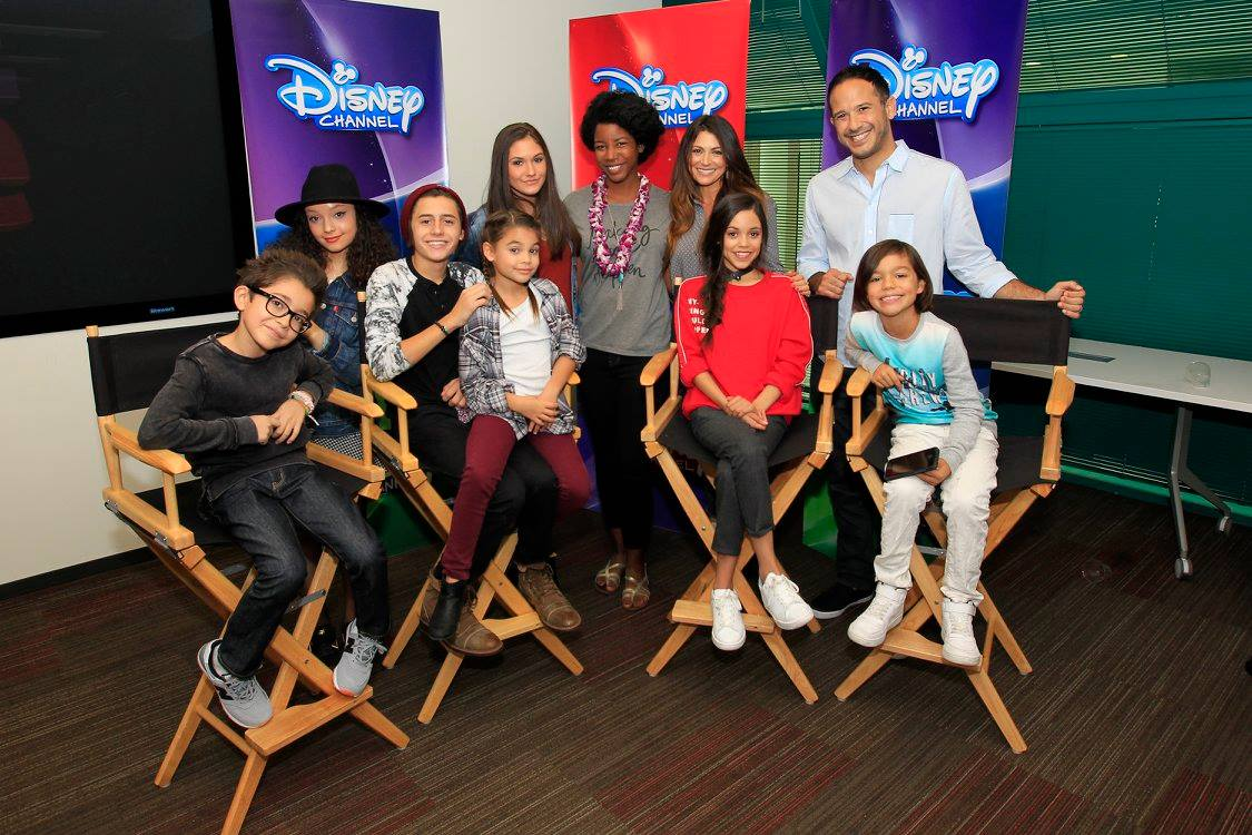 an interview with disney channel s stuck in the middle cast