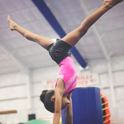 Tiny gymnast 6-years-old. It's crazy watching your child become a person. Tiny gymnast 6-years-old. It's crazy watching your child become a person.