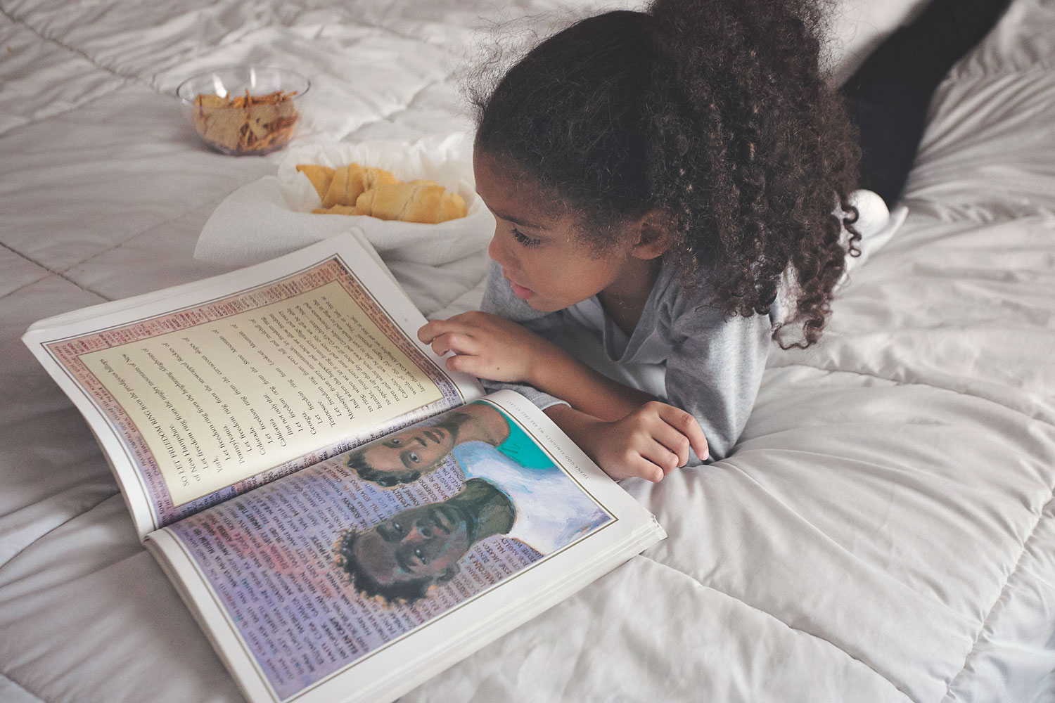 Celebrate Martin Luther King Jr. Day with kids.