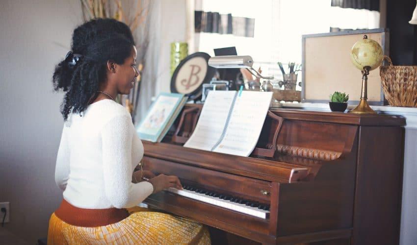 Learning piano at 30