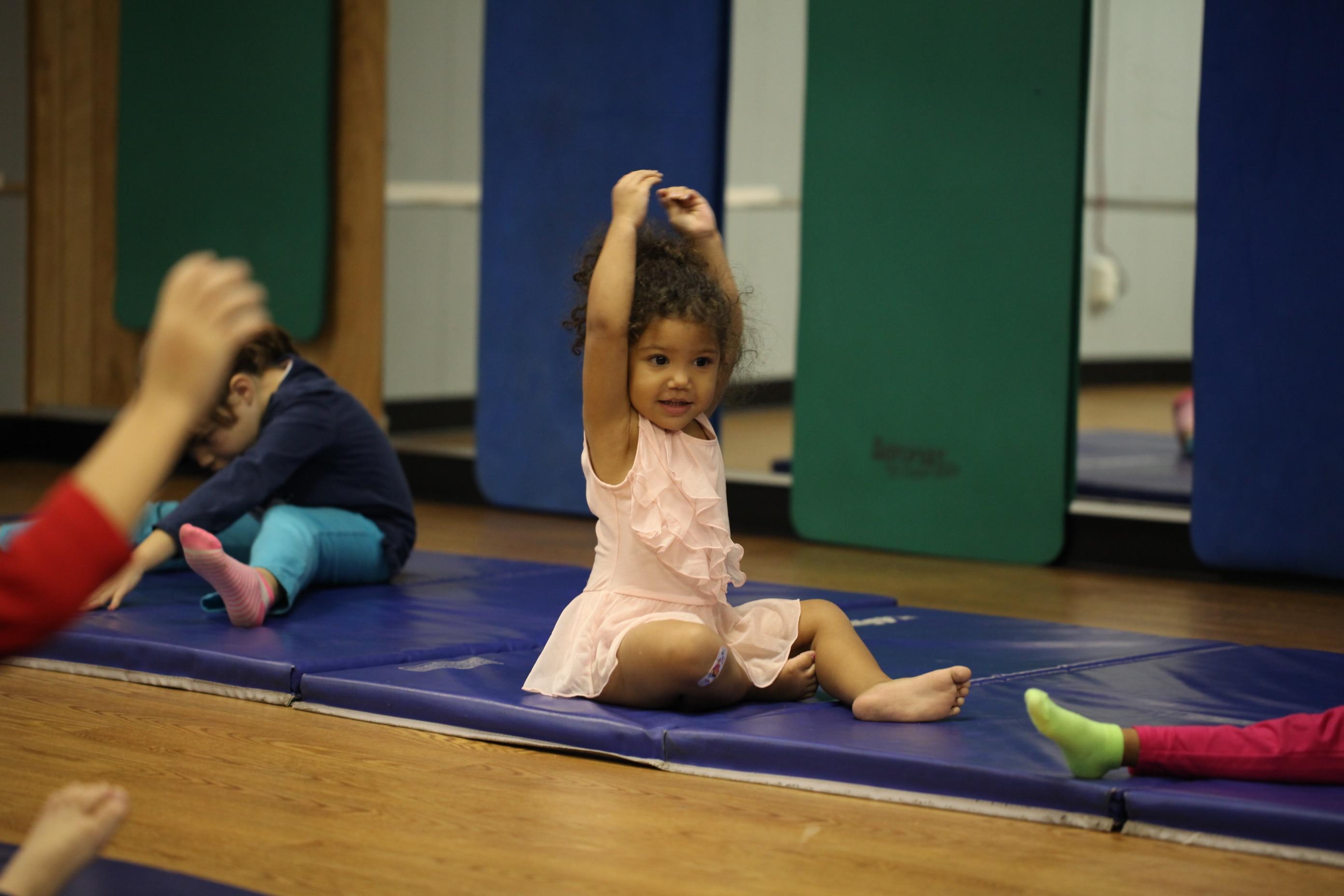 first gymnastics class 04