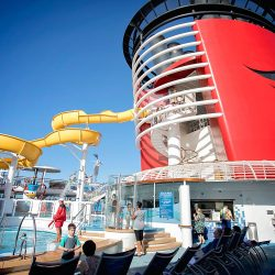 100 things to do on a Disney Cruise. Not sure what there is to do on a Disney Cruise? Here's a long list to print and checkoff.