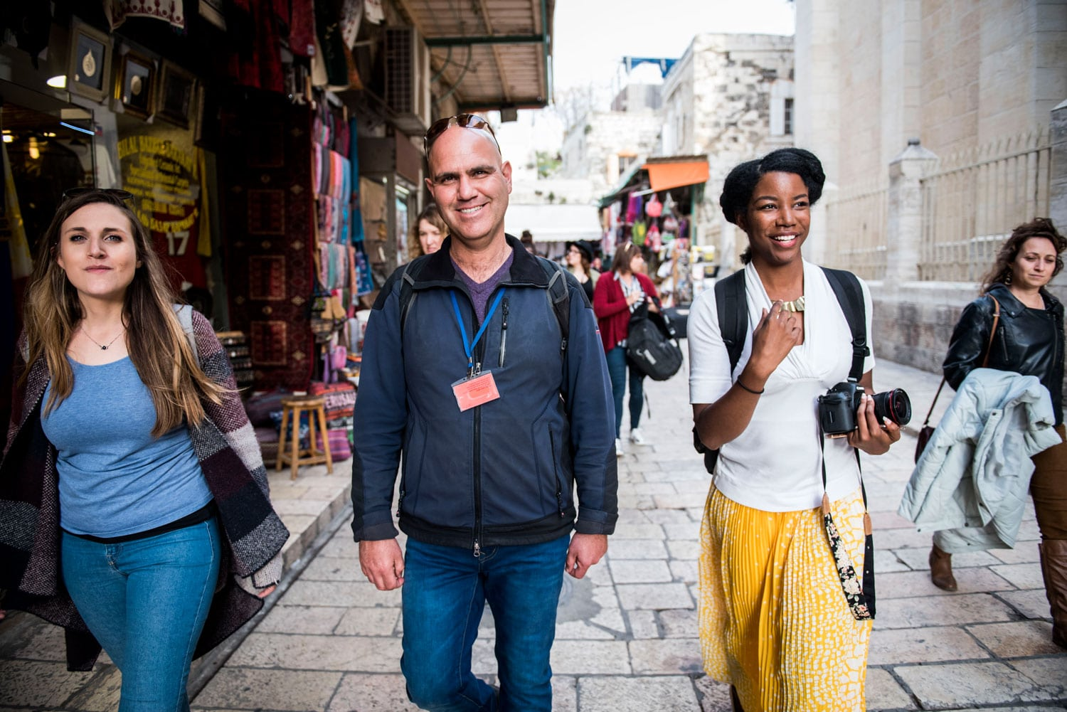 Discovering Israel with Vibe Israel