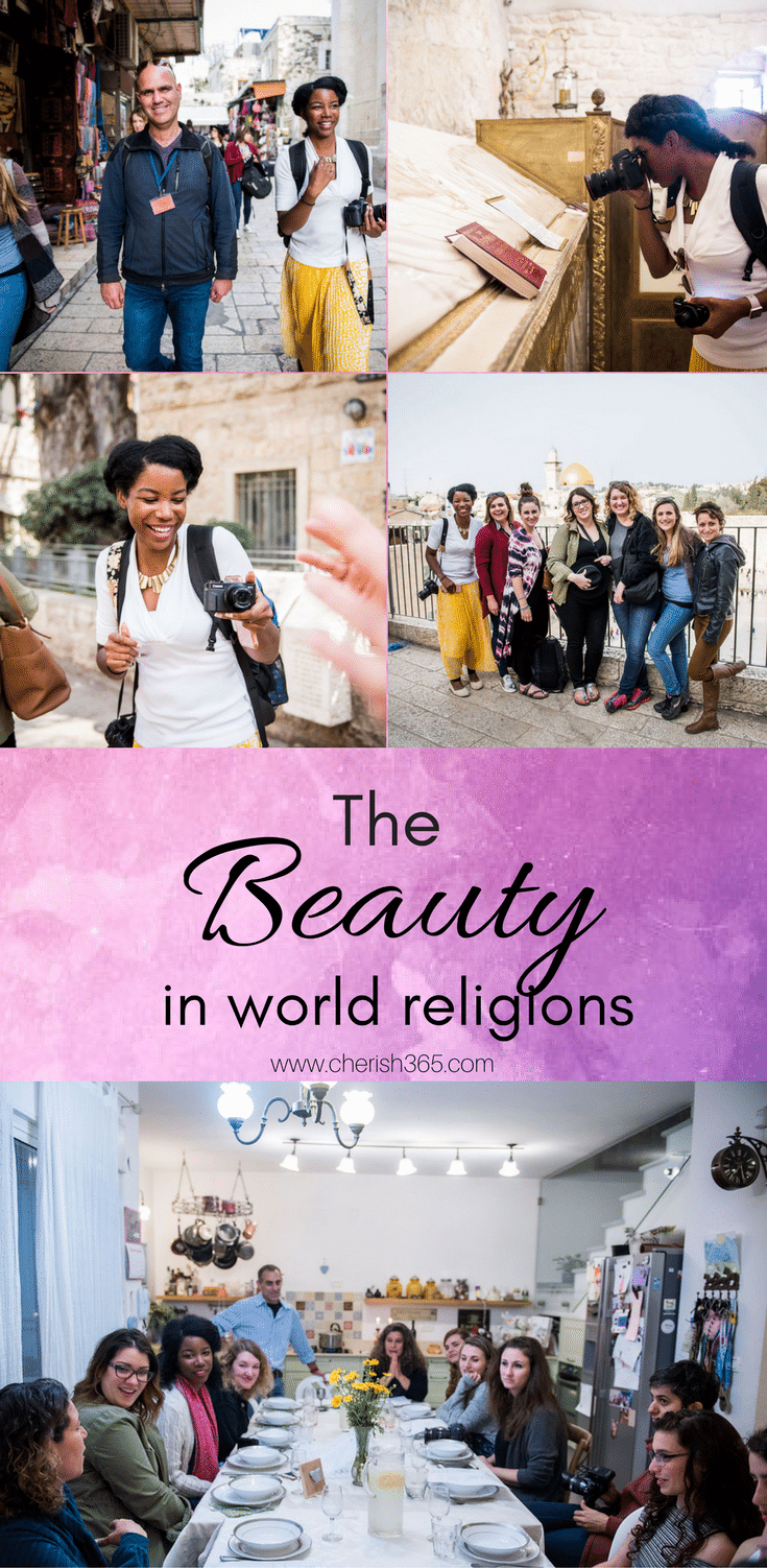 nderstanding the beauty in all religions. #catholicsm #mormons #jewishreligion