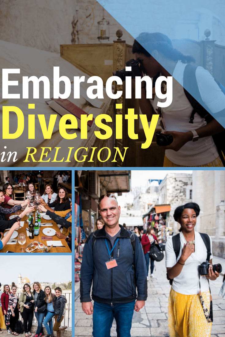 We're more alike than we all think. A comparison of commonalities between two of the world's growing religions.