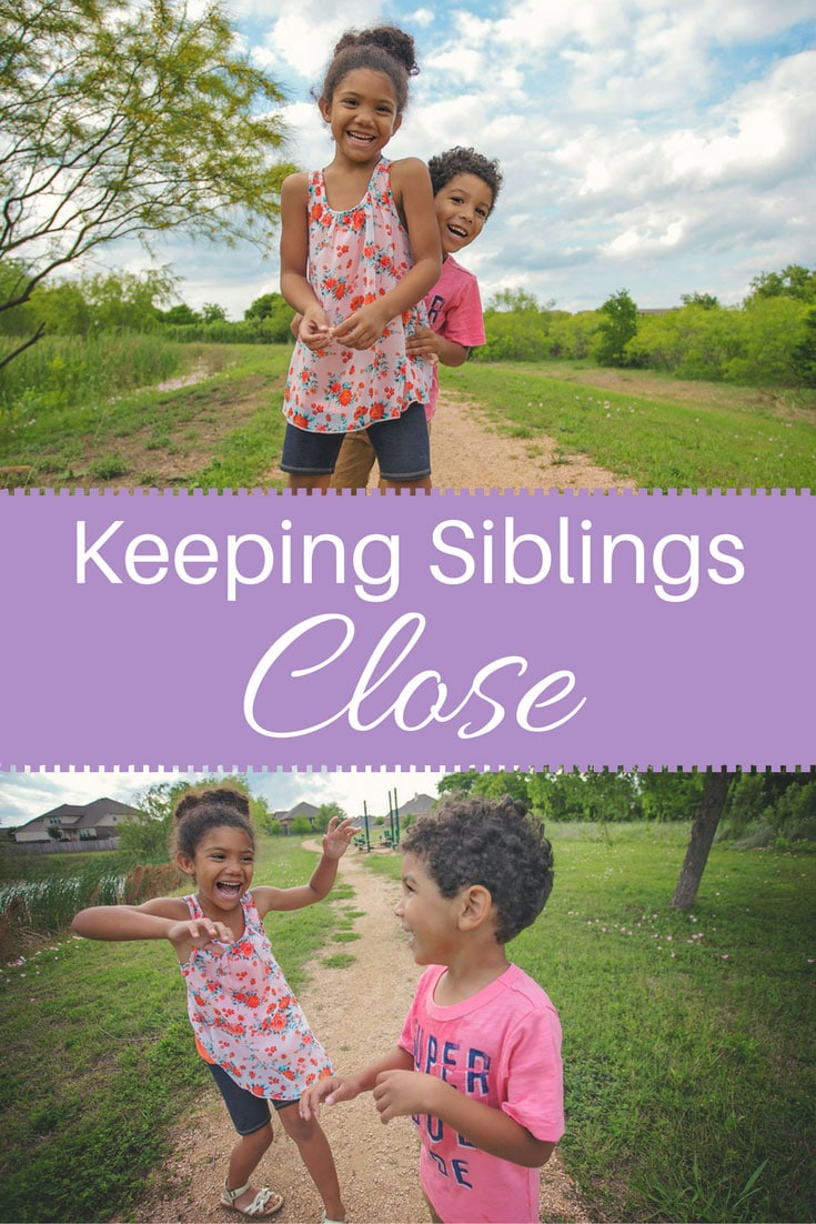 Siblings can be the worst of enemies or the best of friends. How we've overcome our fears of raising biracial children in America.