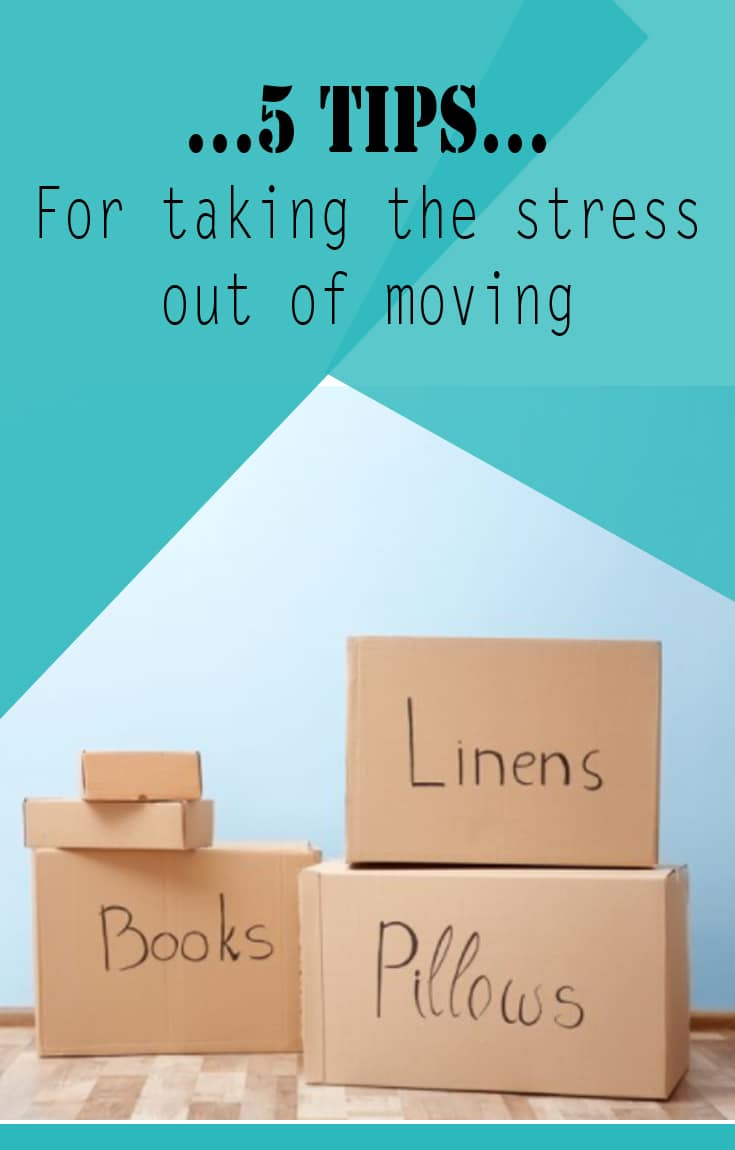 Moving tips on how to stay organized, set a budget and hire help.