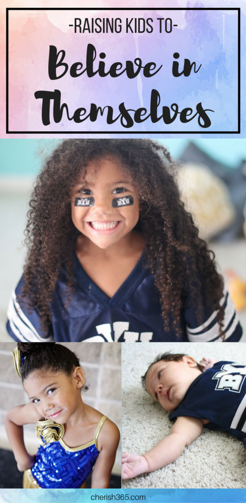 Helping kids grow into their personalities.