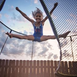 Helping your child follow their passions. Parenting an all-star youth cheerleader level 1.