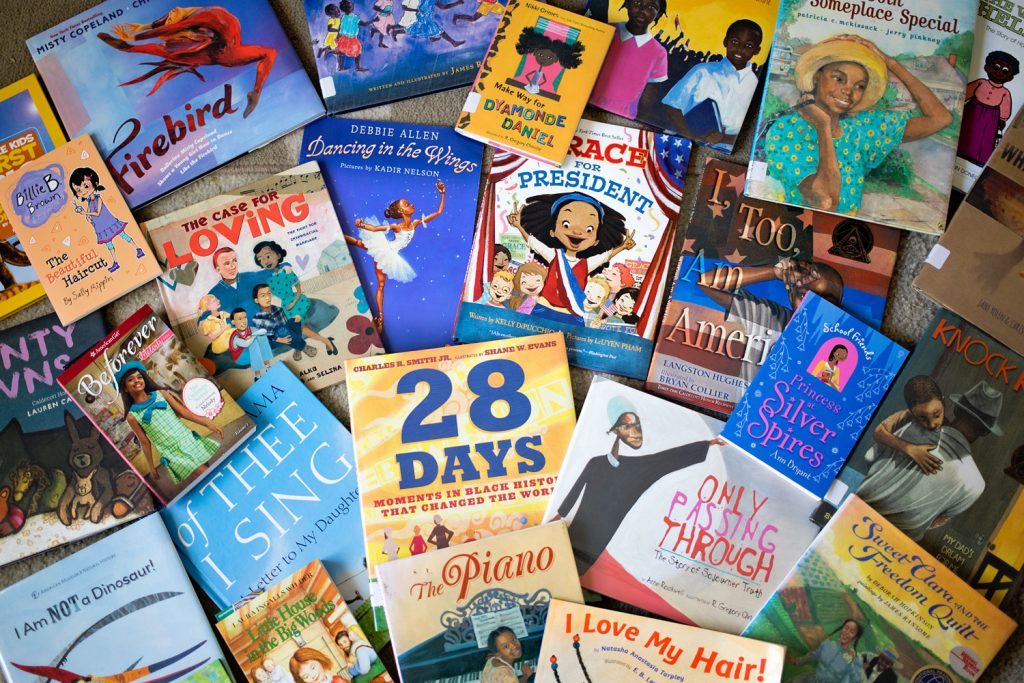 Black History Month books for kids