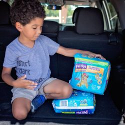 Potty training on the go. Tips for potty training a kid while on the road.