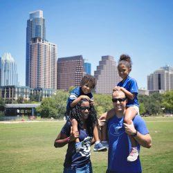 BYU Superfans Helmet Drop Austin TX