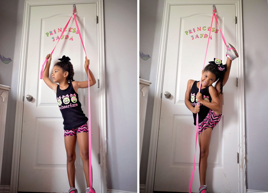 Best Christmas gifts for competitive all star cheerleaders. From stretch ropes to tumbling mats, air tracks and more.