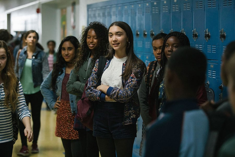 "Rowan Blanchard (""Veronica Kiley"") photos"