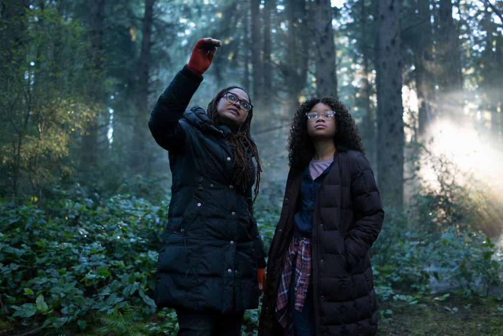Director Ava Duvernay sat down and spoke about Directing Wrinkle in Time