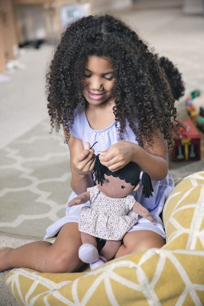 Apple Park Organic Toys New Mia Doll Review