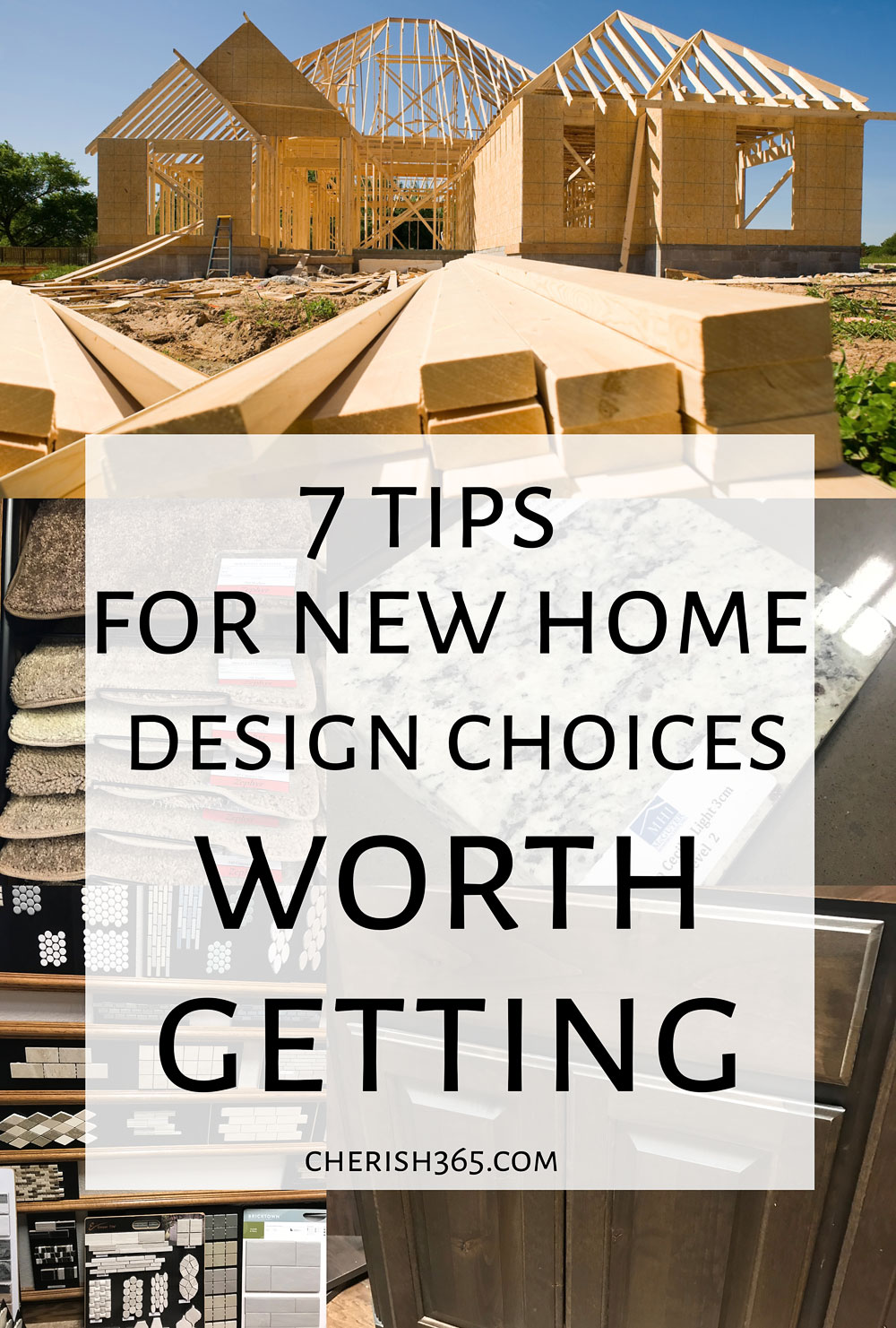 Builder upgrades worth getting. 7 Tips for new home design center choices