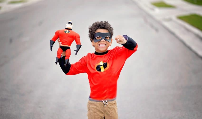 5-year-old Incredibles 2 review: Is it scary for little kids? Here's my son's take.