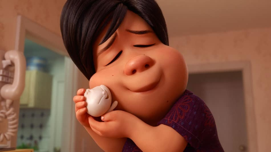 Pixar Bao short film review