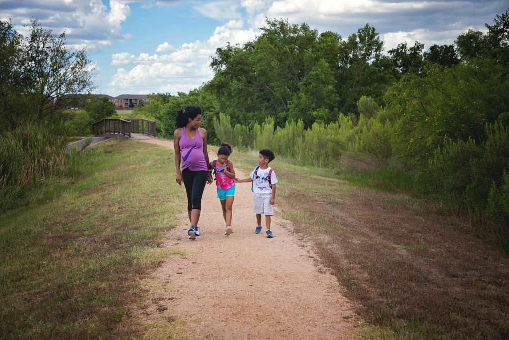 Building a closer bond with your kids through exercise and conversation. Marathon Kids is a free program to help.