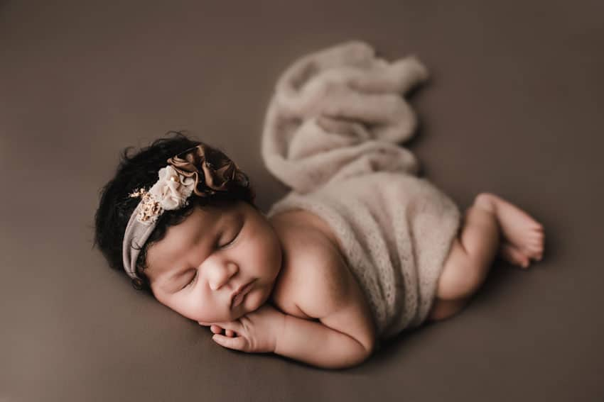 A Newborn Photoshoot So Cute It'll Make Your Ovaries Ache