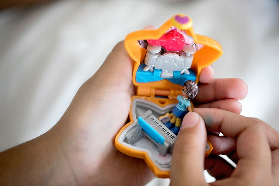 New polly pocket toys review