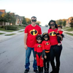 Best family costume ideas. Incredibles family costumes