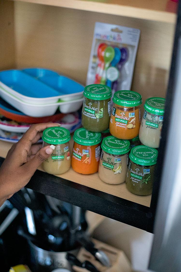 Beechnut baby food easy and like homemade