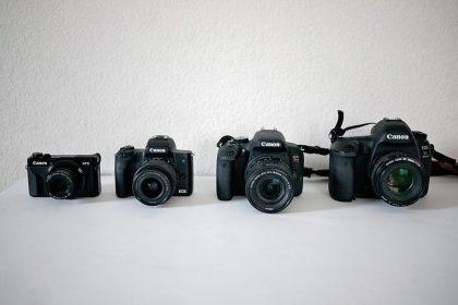 Choosing the best camera