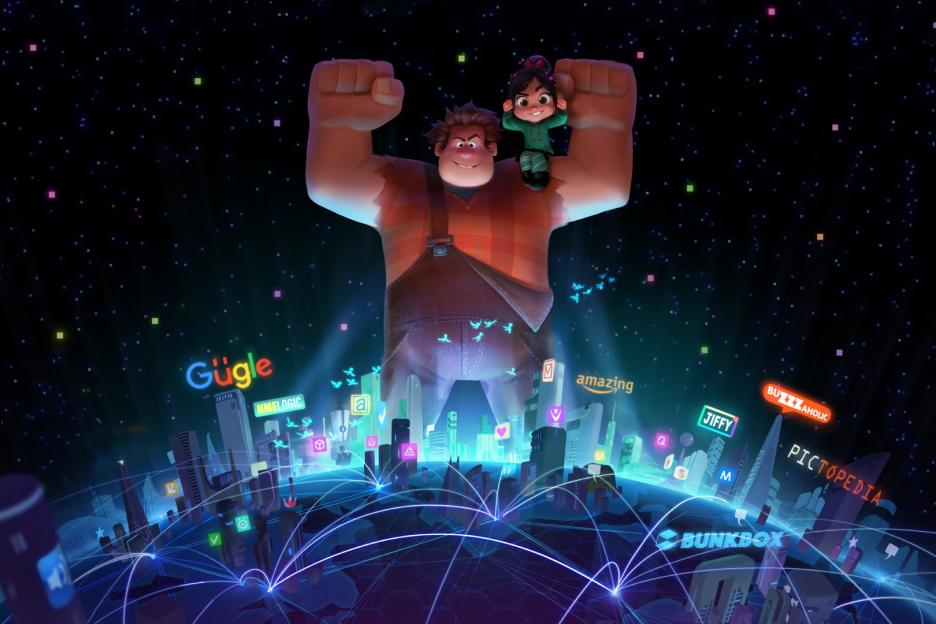 ralph breaks the internet kids review
