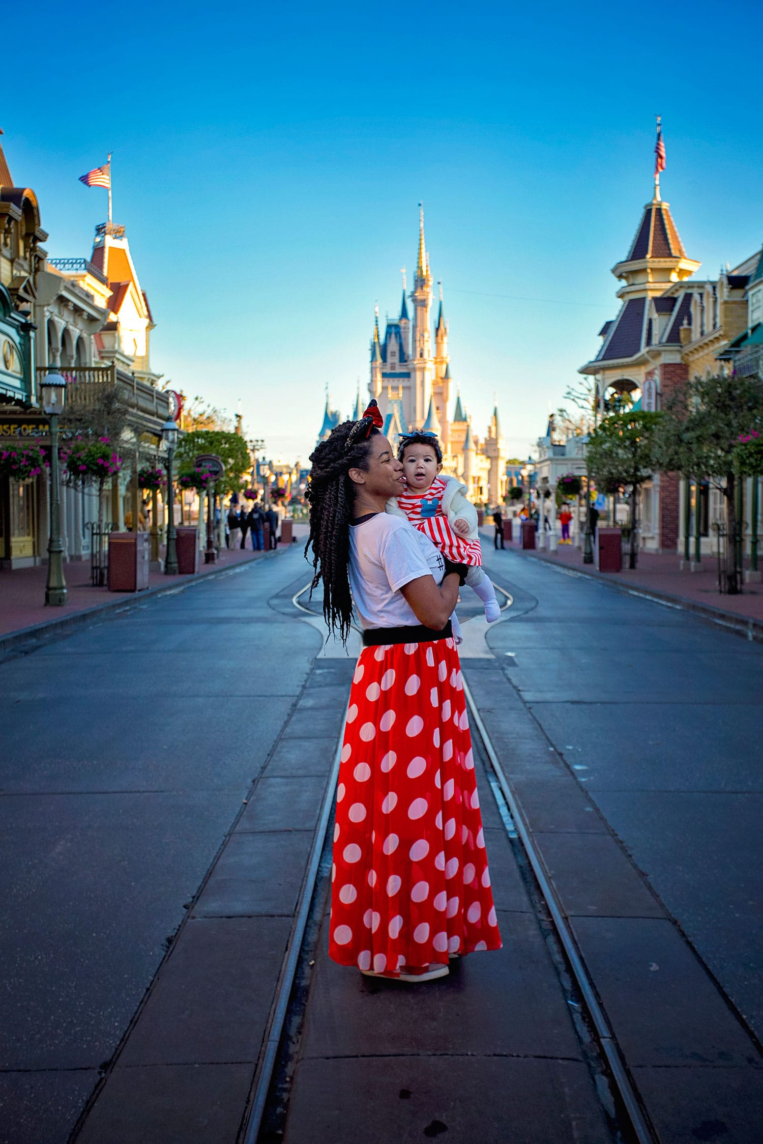 b24b196c I've met many parents who think they should wait until their kids are older  to make a trip to Walt Disney World. But I'm here to tell you, the magic is  very ...