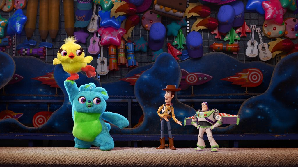 Toy story 4 characters kids review