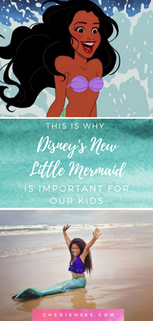 Disney's new Black Ariel is important for kids