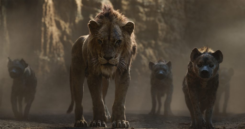 Is the lion king scary for kids? Scar and the hyenas