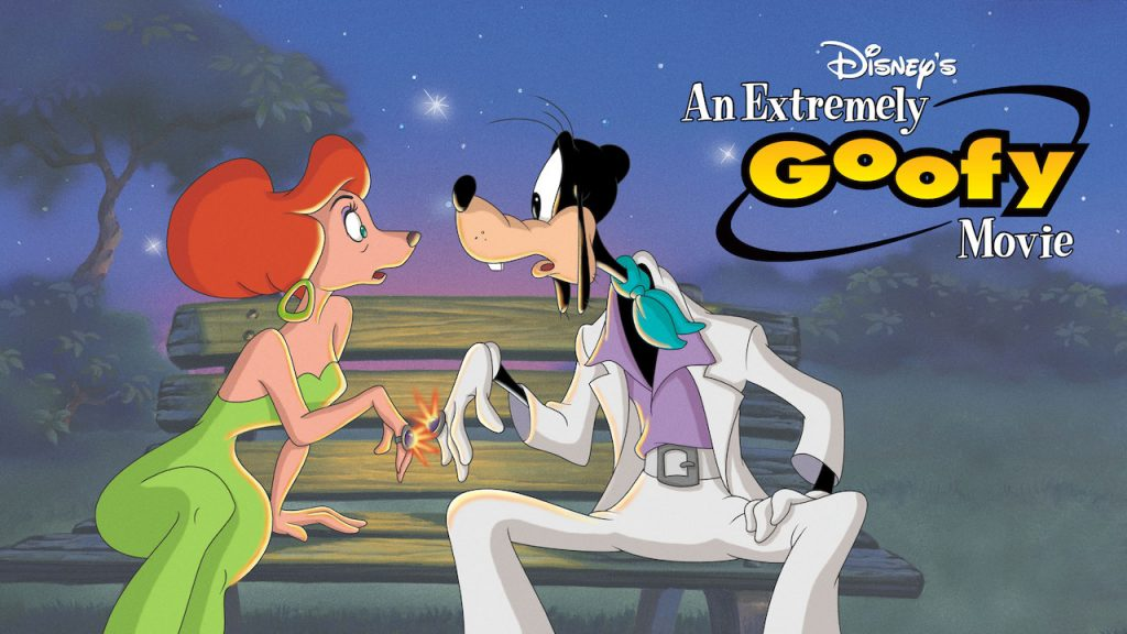 an extremely goofy movie on disney plus