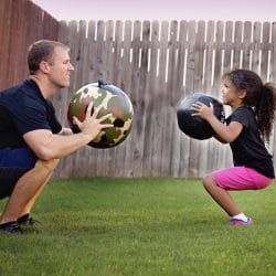 Goal setting with kids physical goals