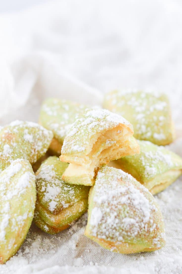 Princess and the frog beignets
