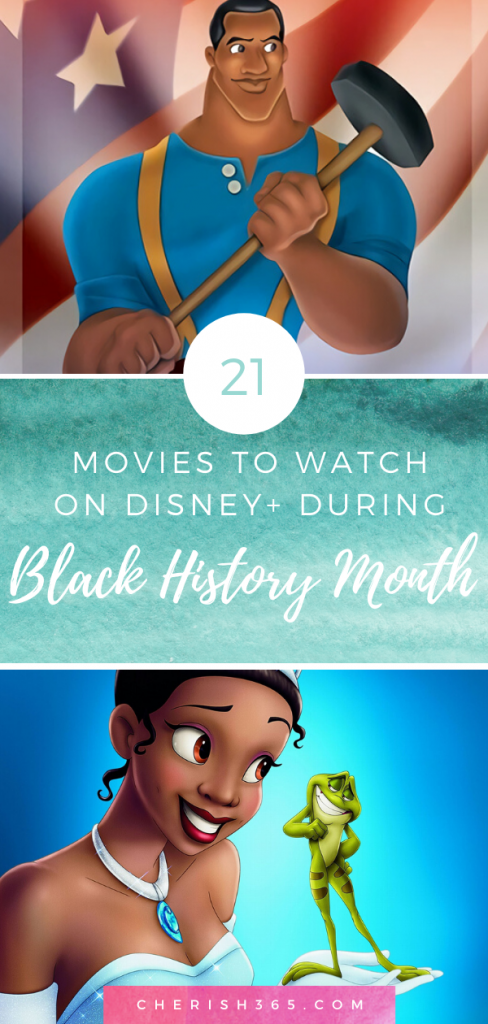 21 movies to watch with your kids on Disney+ during Black History Month