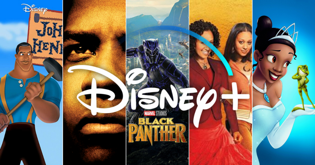 Disney movies to watch on black history month
