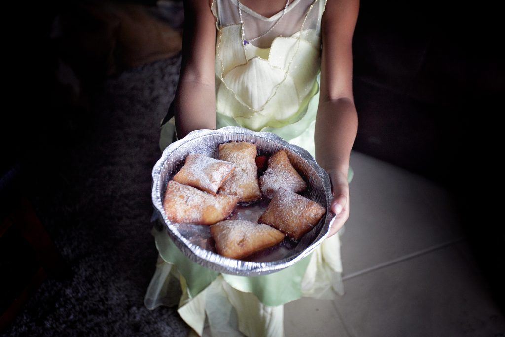 princess and the frog easy beignets