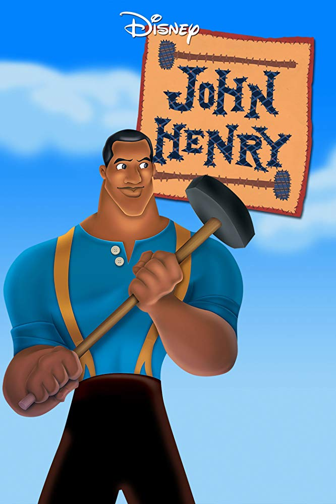 John Henry coming to Disney Plus Black History Month movie