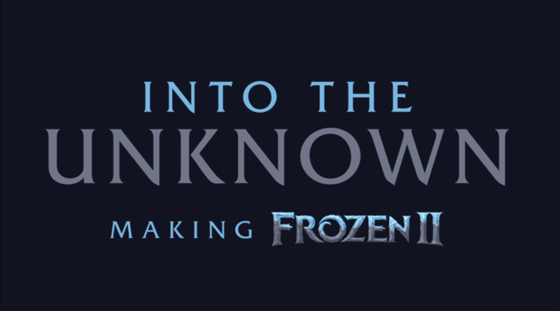Frozen 2's coming to Disney+ at first as  an Into the unknown documentary .