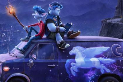 pixar onward movie review