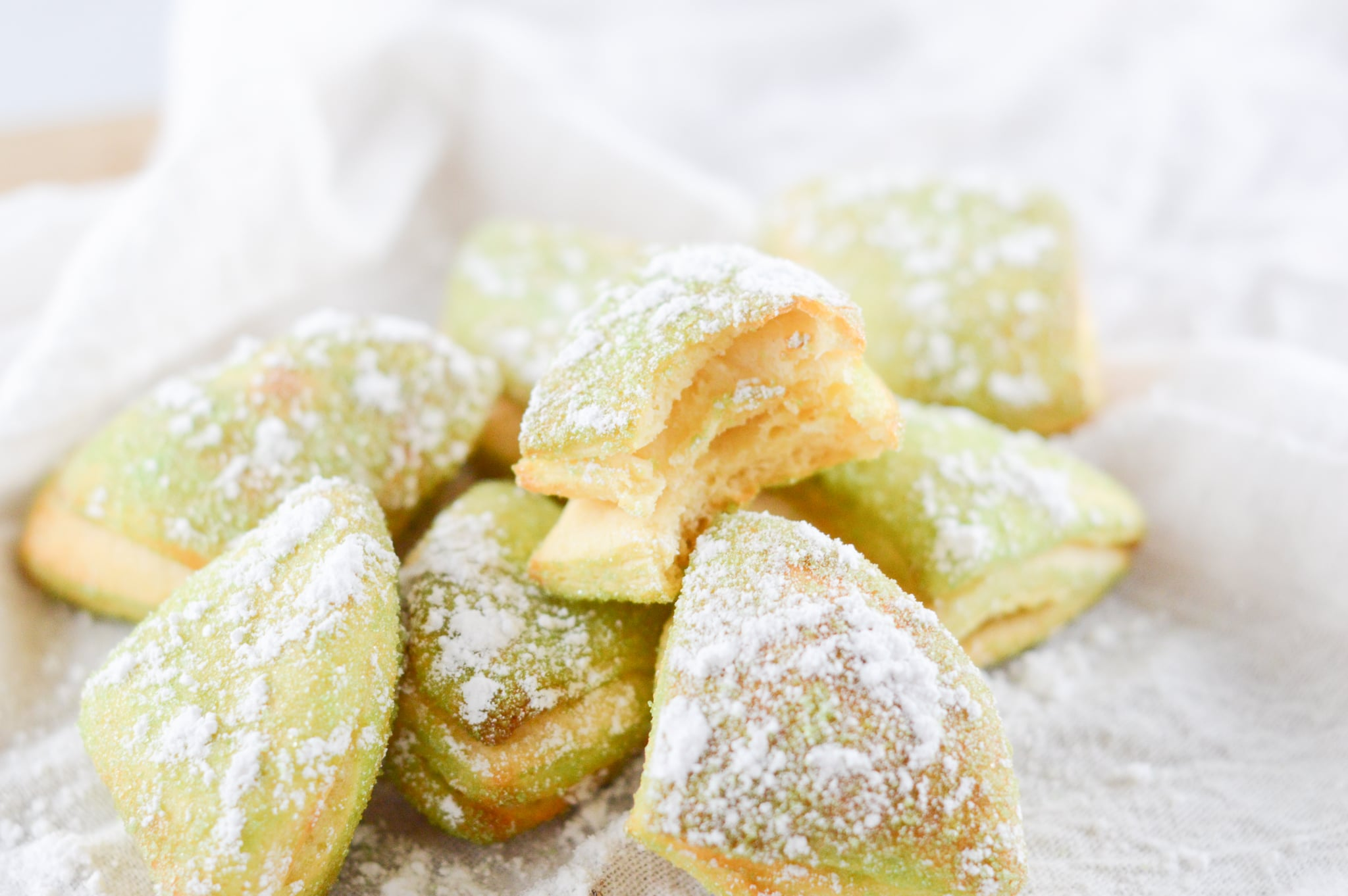 Tiana princess and the frog beignets recipe. Perfect for a Princess and the Frog movie night or a Princess and the Frog Party