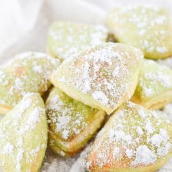 Easy princess and the frog party beignets