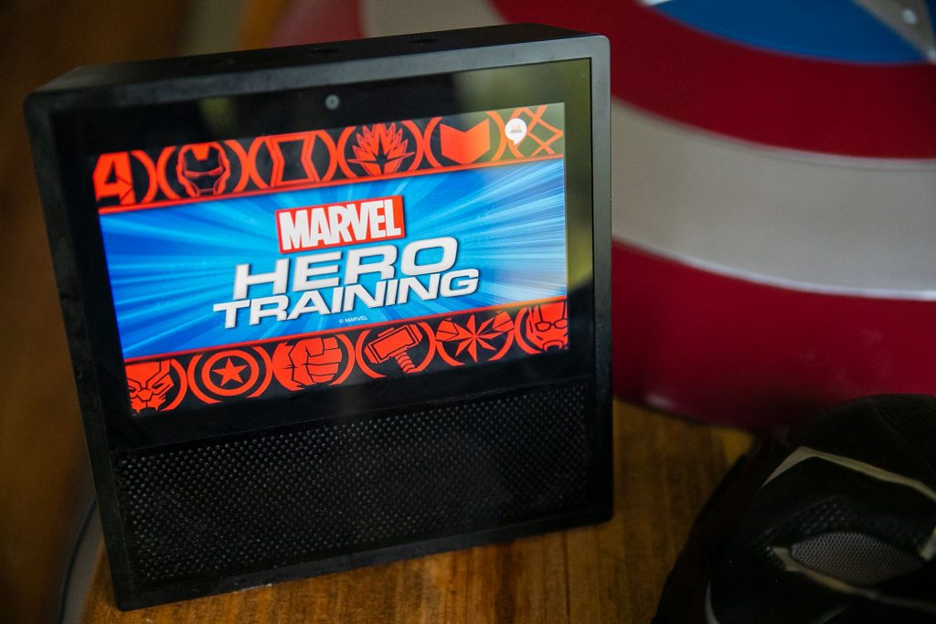 free Marvel games on alexa