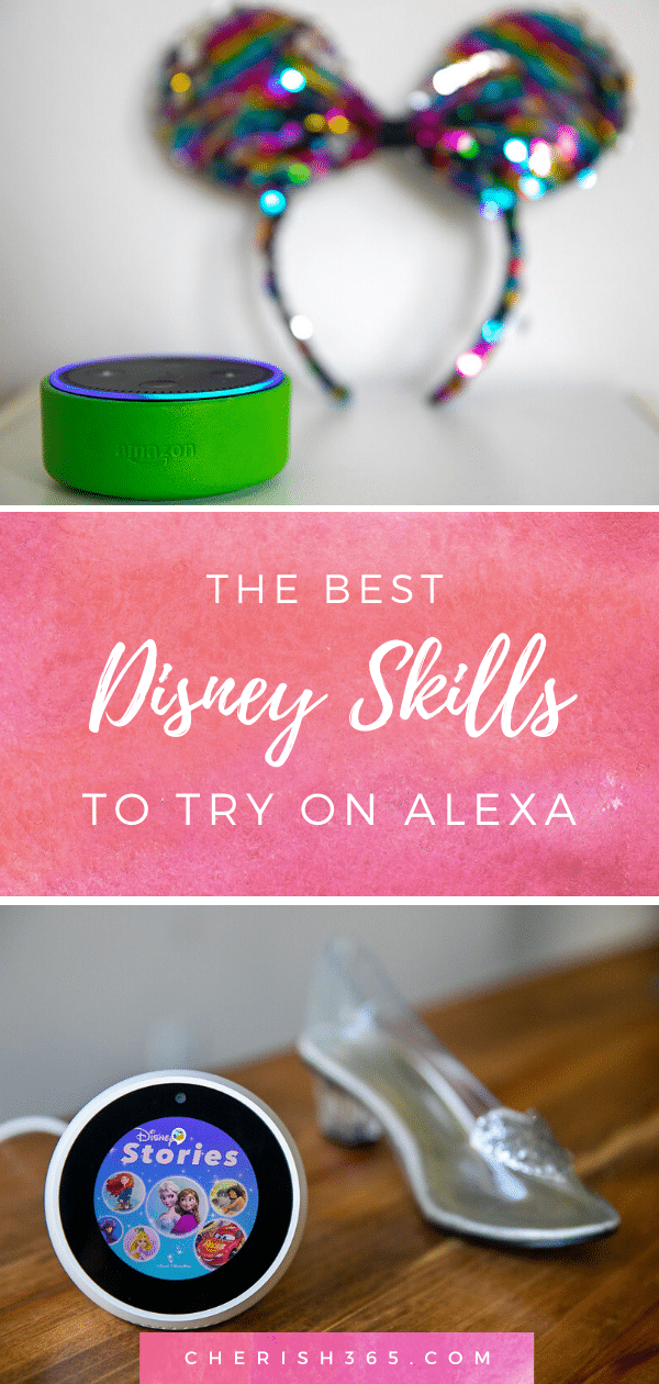 Love Disney? Have an Alexa? Ask Her to do This!