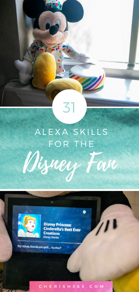 Disney Alexa games to try on your Amazon echo device.