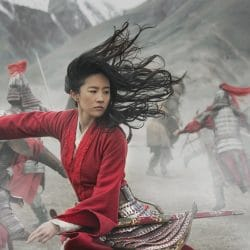 Is the live action remake of mulan scary for kids