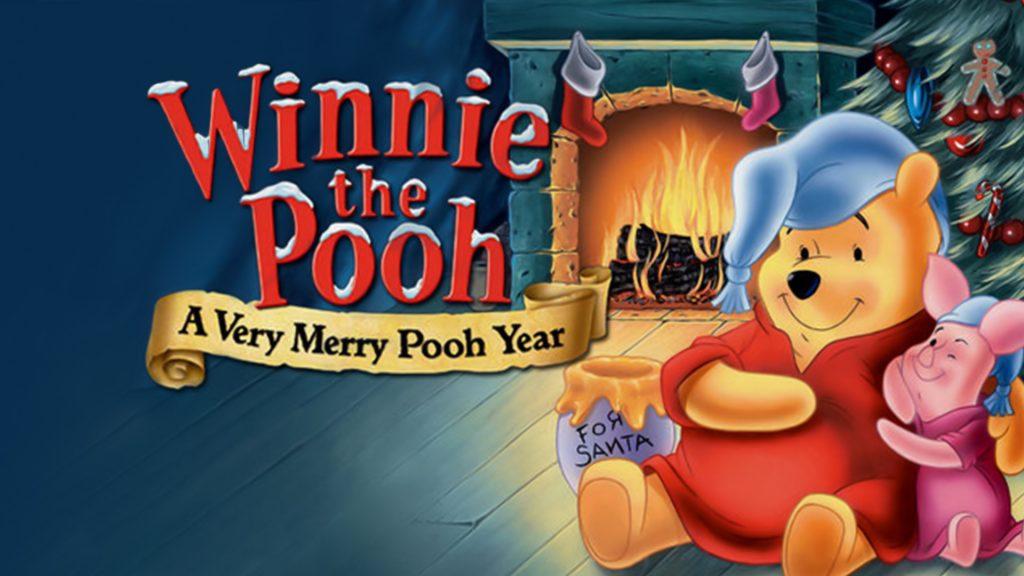 Winnie the Pooh A Very Merry Pooh Christmas